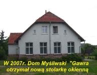 DOM MYŚLIWSKI-2